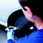 contrôle usure pneus