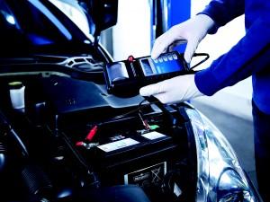 Diagnostic batterie