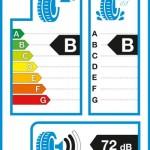 Les étiquettes environnementales des pneus