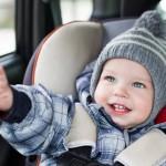 Bien installer son enfant en voiture