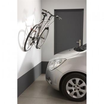Crochet mural range vélo