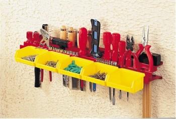 Porte outils en tôle acier peinte Mottez