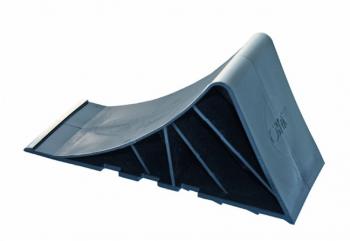 Cale de roue en plastique, recommandée pour les véhicules légers